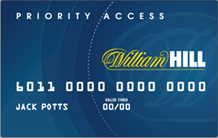 William Hill, Priority Access