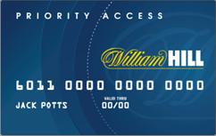 William Hill, Priority Access