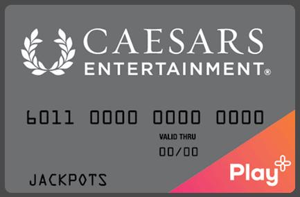 Caesars Entertainment card