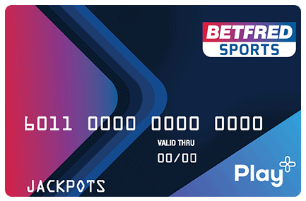 Betfred Sports card
