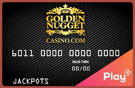 Golden Nugget card