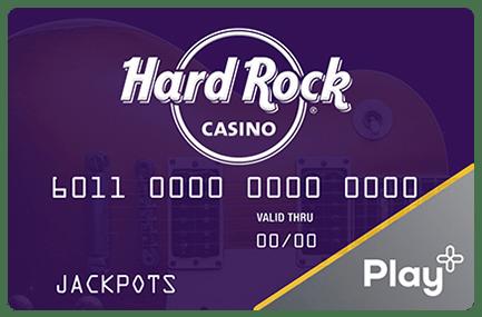 Hard Rock Casino card