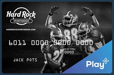 Hard Rock Sportsbook card