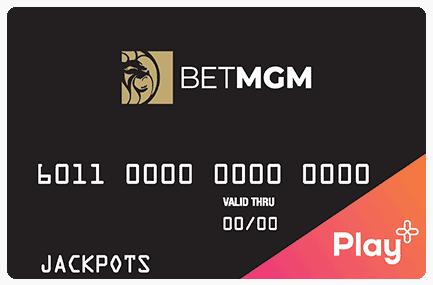 BetMGM card