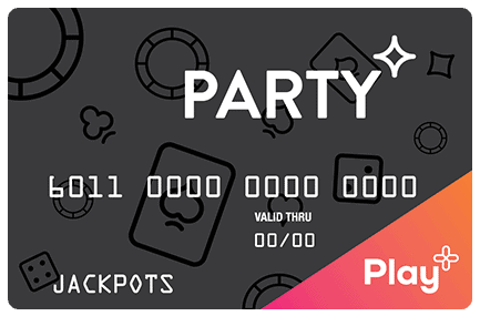 Party play+ card