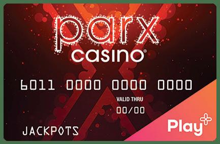 Parx Casino card