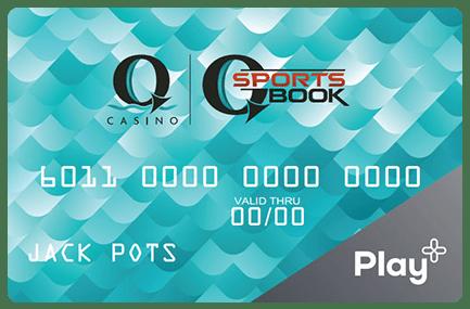 Q Casino card