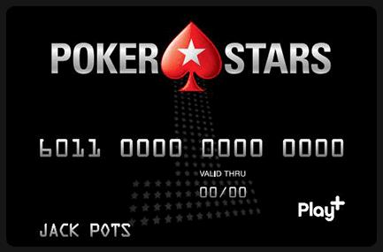 PokerStars card