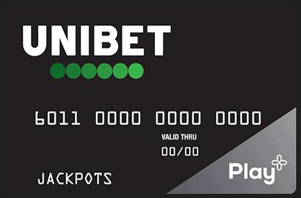 Unibet card